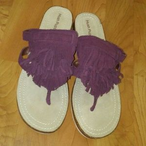 Fringe sandals (OFFERS WELCOME)